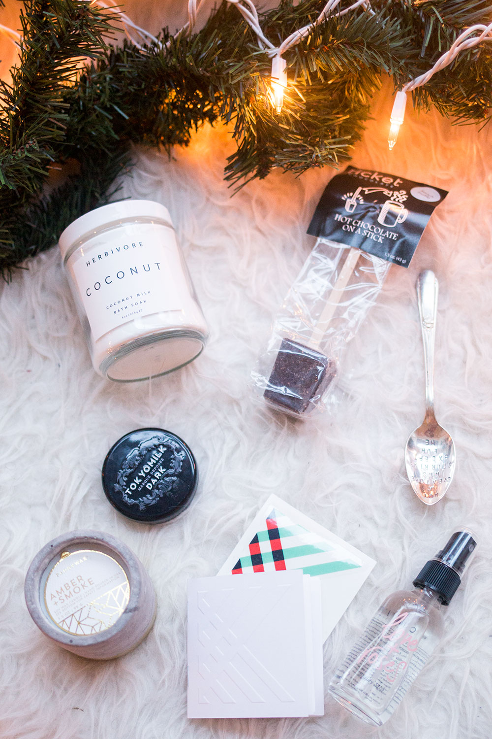 Knack Shops Custom Relaxation Gift Set // Hello Rigby Seattle Lifestyle Blog