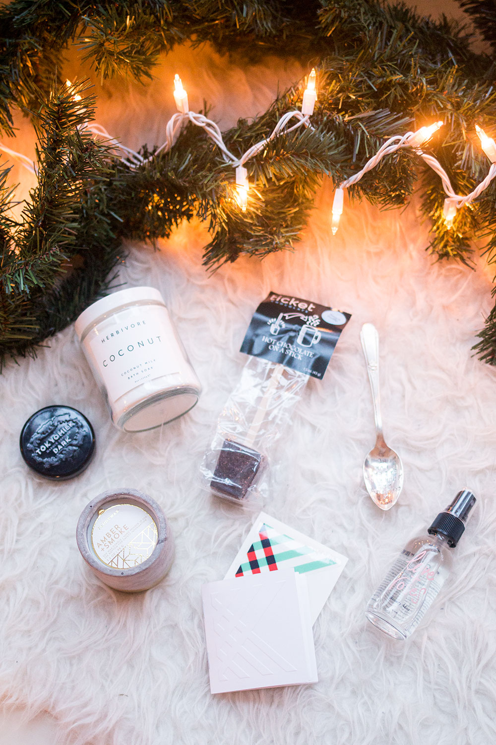 Knack Shops Custom Spa Gift Set // Hello Rigby Seattle Lifestyle Blog