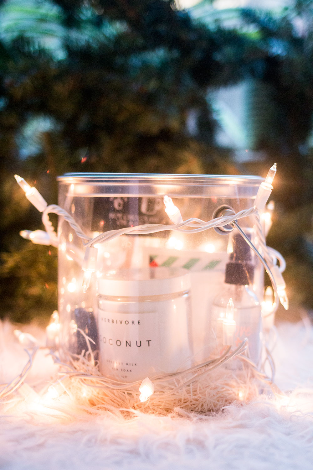 Knack Shops Customizable Gift Basket for the Holidays // Hello Rigby Seattle Lifestyle Blog