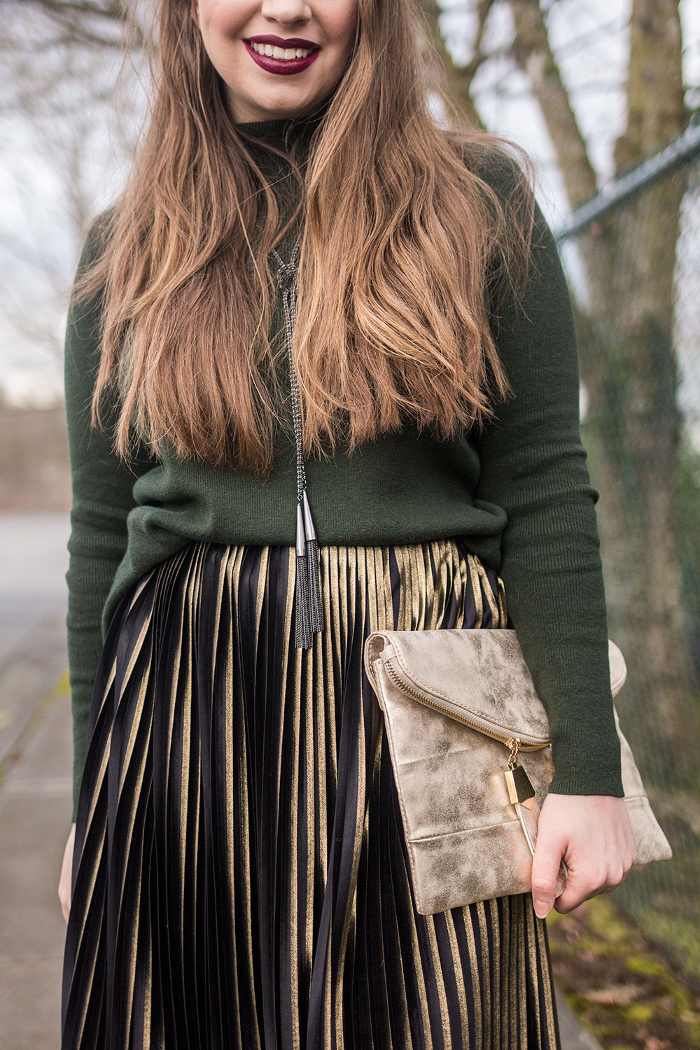 NYE Outfit Idea // Hello Rigby Seattle Fashion Blog