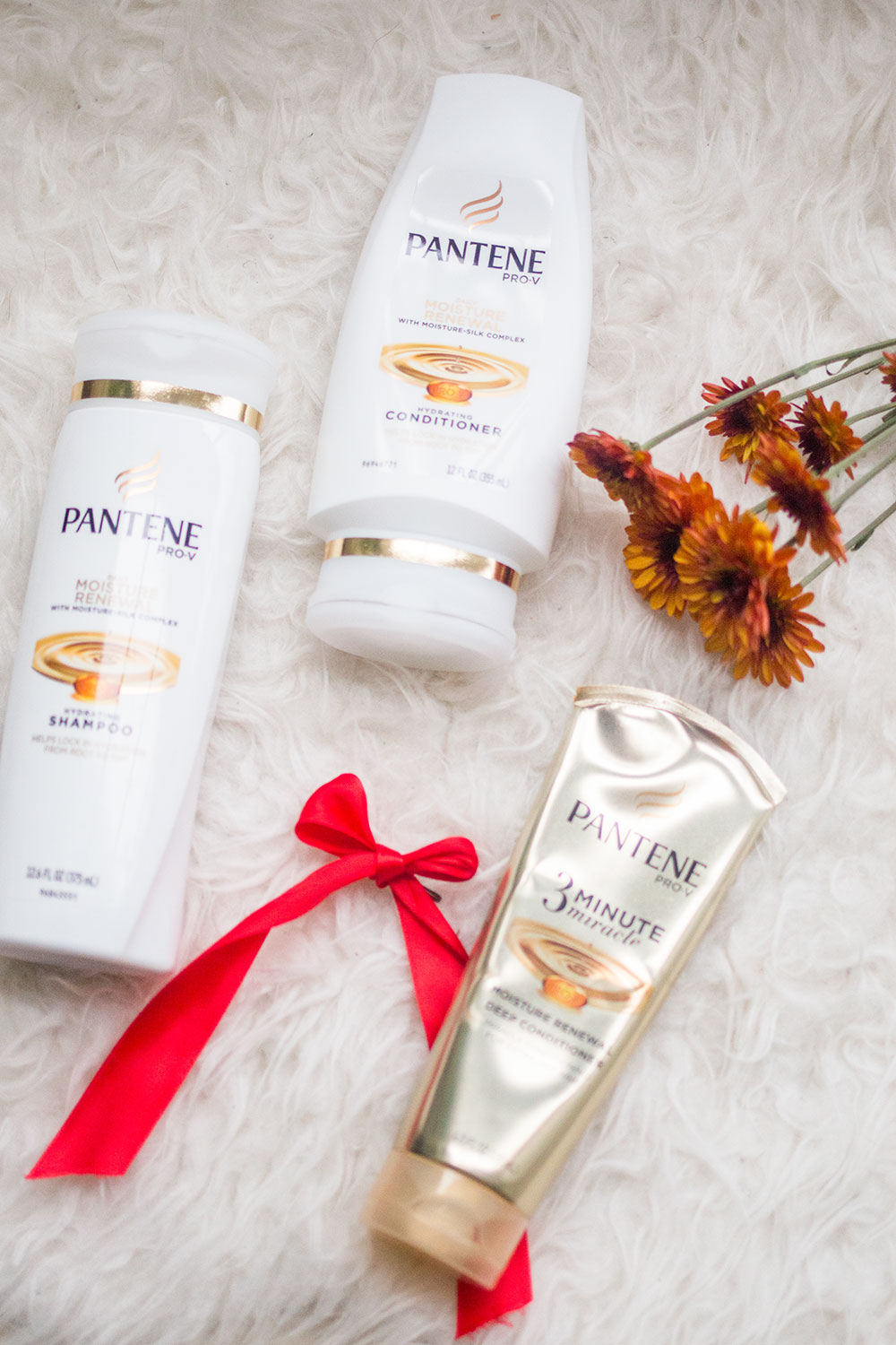 Pantene Daily Moisture Renewal Hair Care Review // Hello Rigby Seattle Beauty Blog