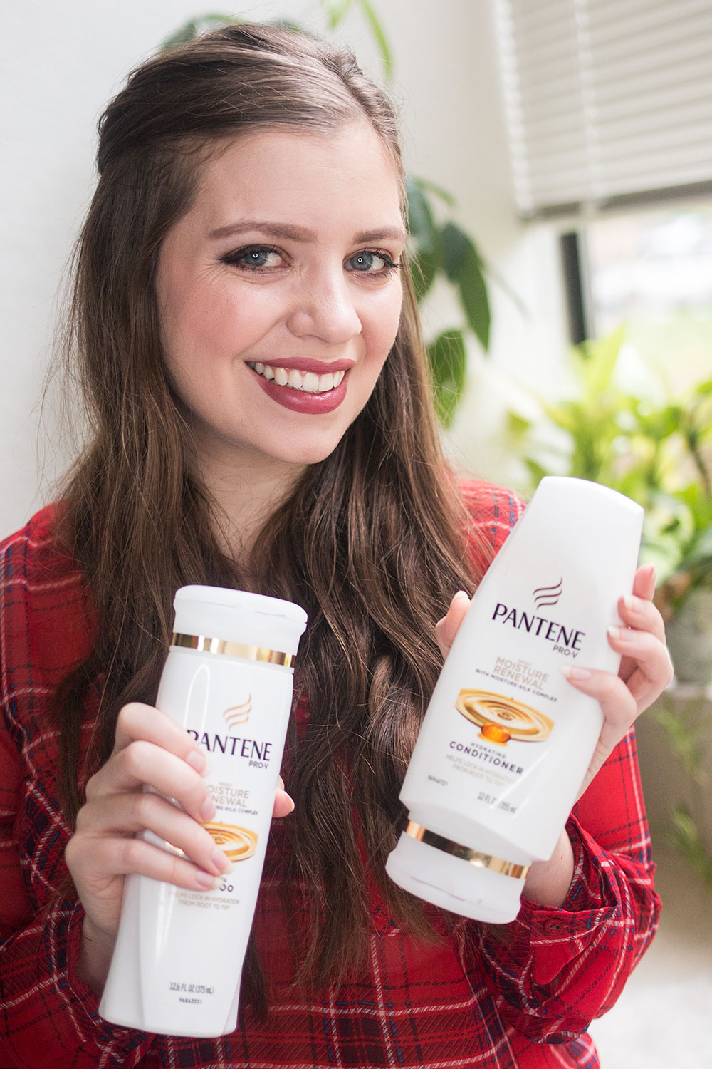 Pantene Daily Moisture Renewal Shampoo & Conditioner Review // Hello Rigby Seattle Beauty & Hair Blog