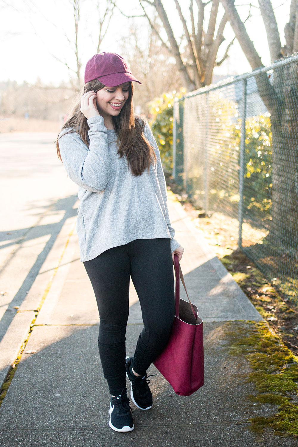 Athleisure Outfit Ideas // Hello Rigby Seattle Fashion Blog