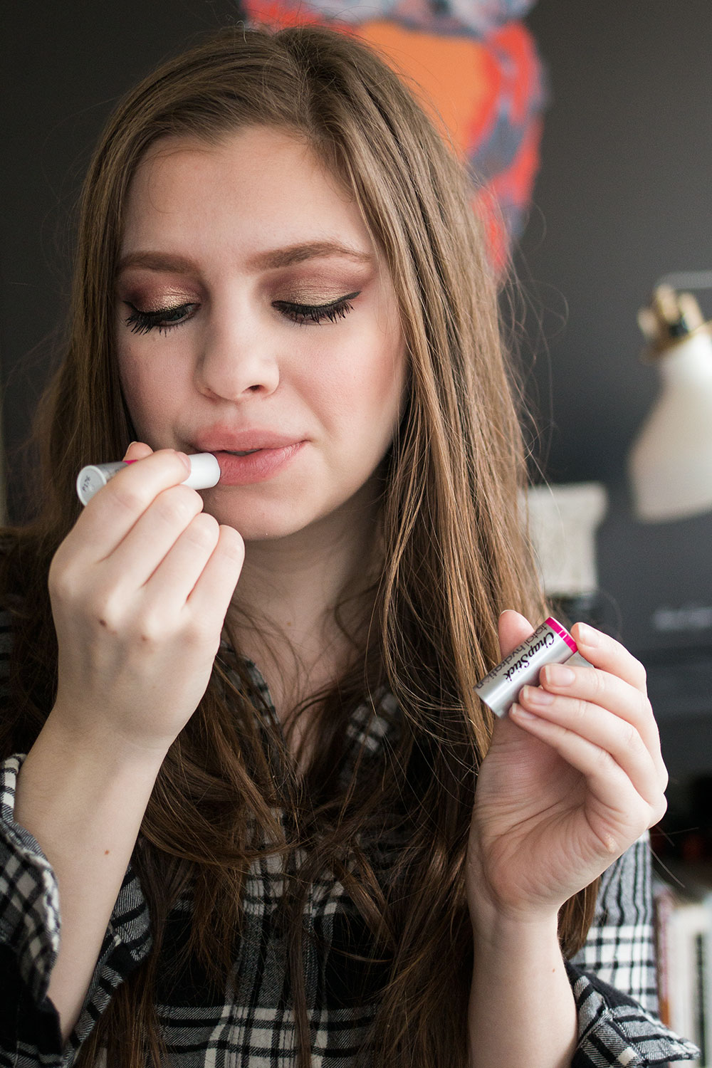 ChapStick Total Hydration Lip Balm with CoQ10 // Hello Rigby Seattle Beauty Blog