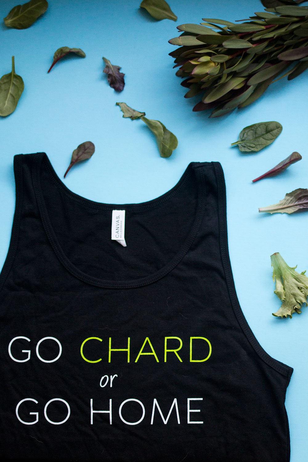 Go Chard or Go Home Organic Girl Greens // Hello Rigby Seattle Lifestyle Blog