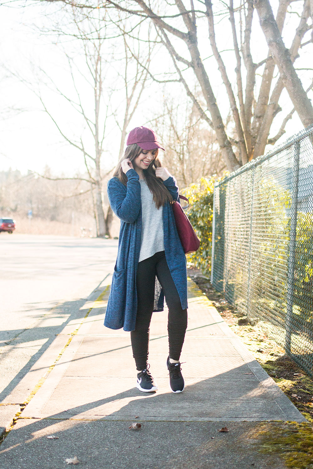 How to Wear the Athleisure Trend // Hello Rigby Seattle Fashion Blog