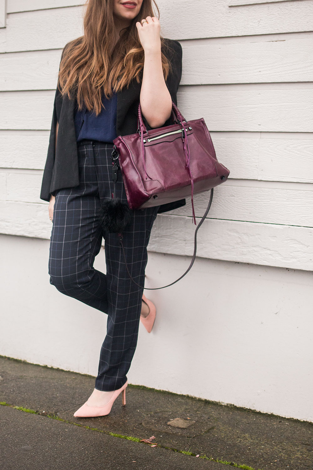 Winter Wear to Work Outfit Idea // Hello Rigby Seattle Fashion Blog