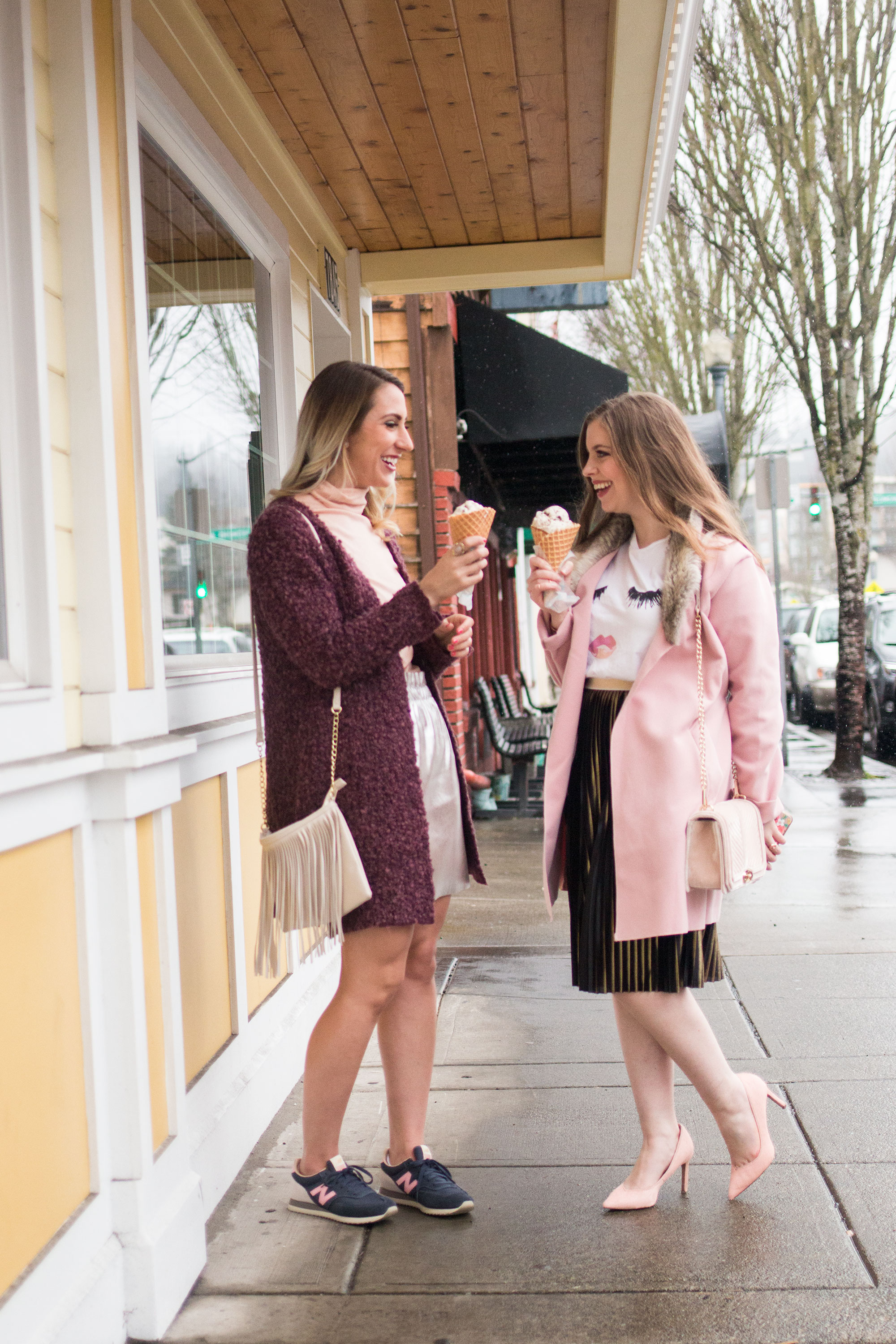 Celebrate Your Girls for Galentine's Day // Hello Rigby Seattle Fashion Blog