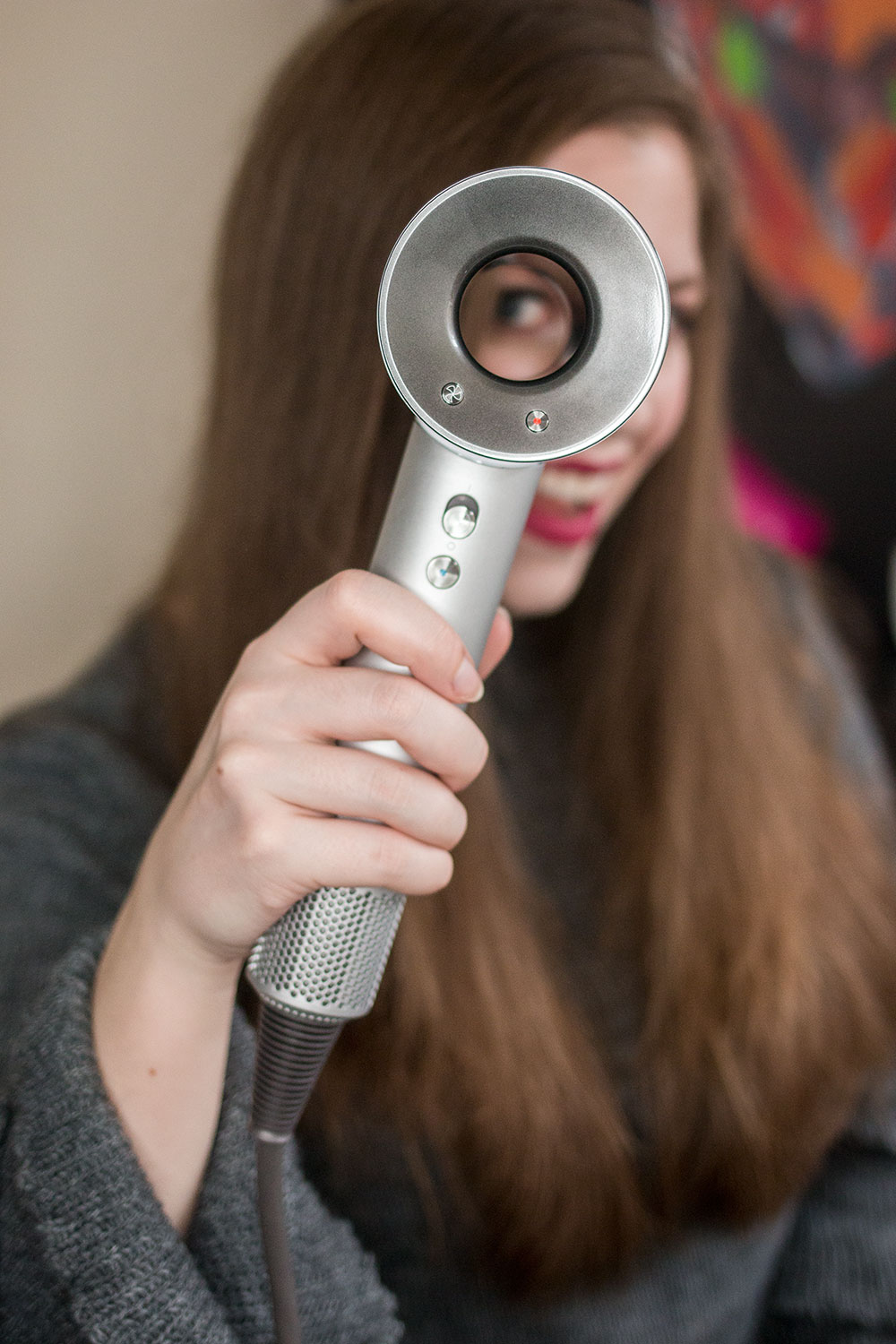 Dyson Supersonic Hair Dryer Air Vent // Hello Rigby Seattle Fashion Blog