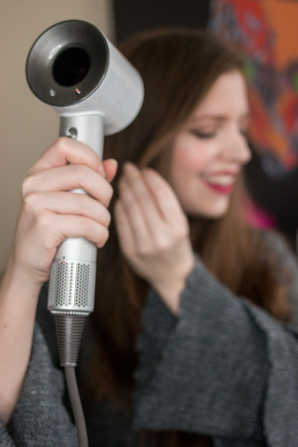 Dyson Supersonic Hair Dryer: Worth the Hype? // Hello Rigby Seattle Fashion Blog