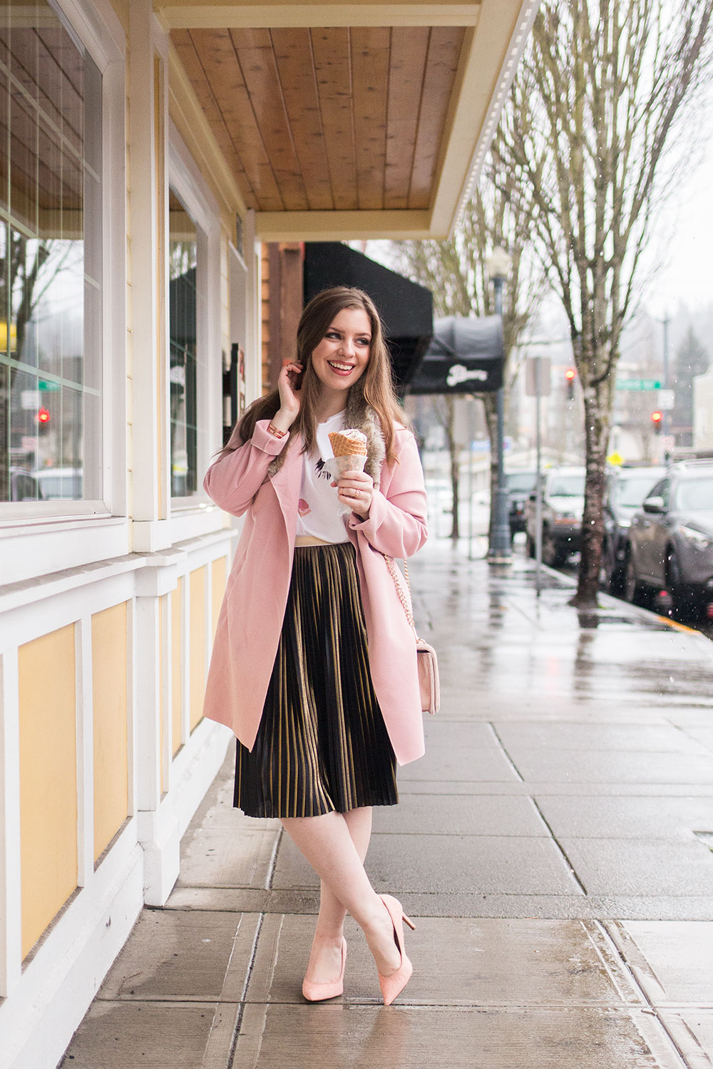 Galentine's Day Outfits // Hello Rigby Seattle Fashion Blog