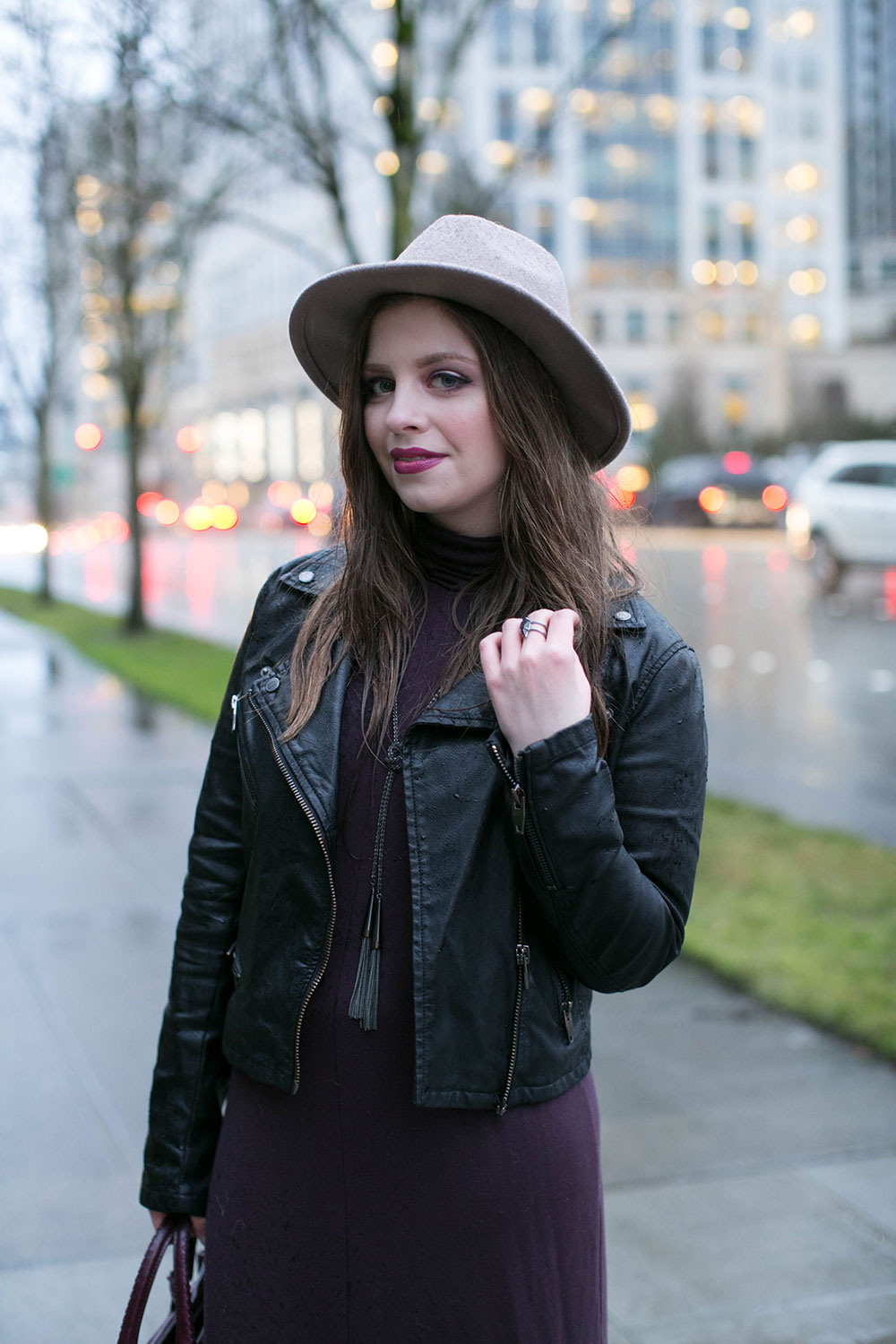 How to Create an Edgy Outfit // Hello Rigby Seattle Fashion Blog