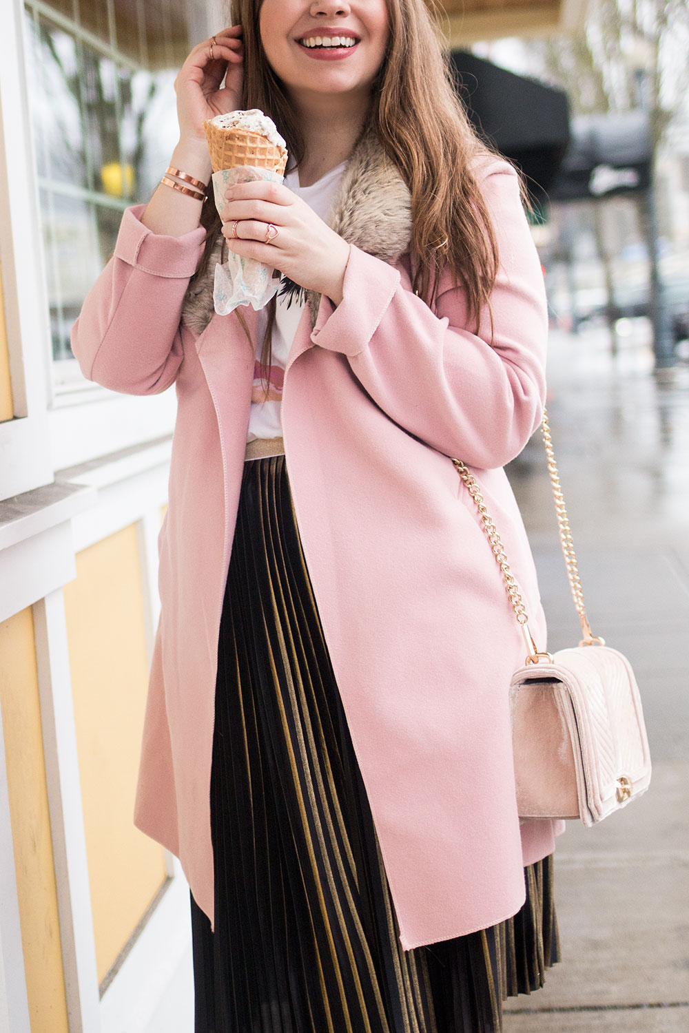 Outfit Ideas for Galentine's Day // Hello Rigby Seattle Fashion Blog