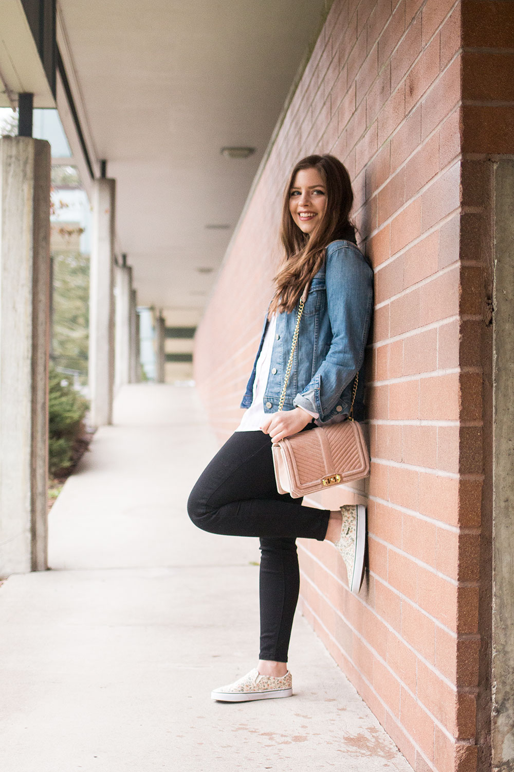 Casual Spring Outfit // Hello Rigby Seattle Fashion Blog