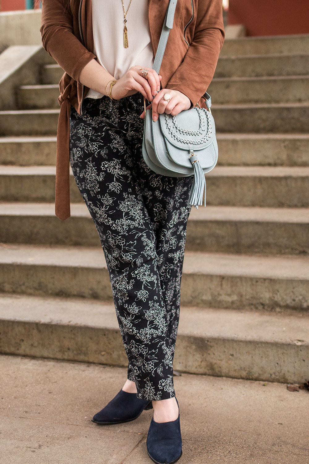 Easy Ways to Pull of Pajama Dressing Trend // Hello Rigby Seattle Style Blog