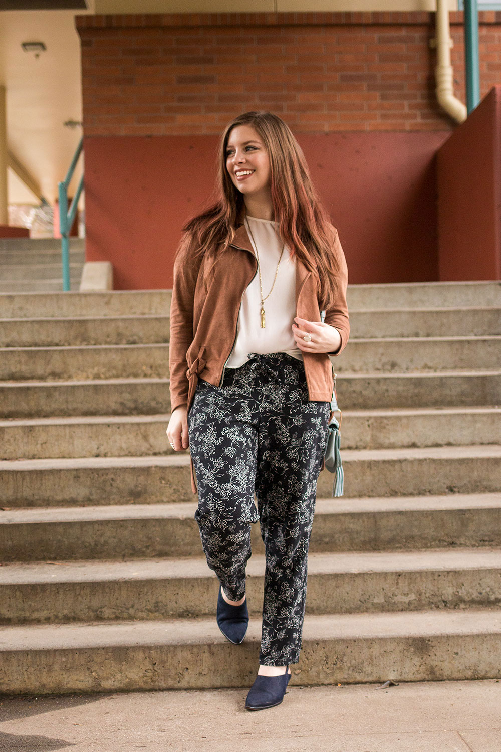 How to Wear the Pajama Dressing Trend // Hello Rigby Seattle Fashion Blog