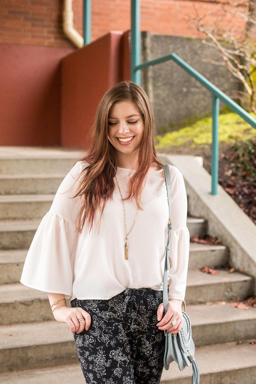 Pajama Dressing Trend For Skeptics // Hello Rigby Seattle Fashion Blog
