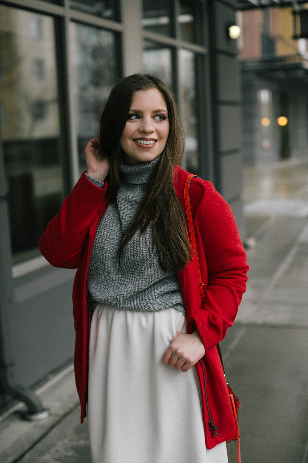 Spring Style Ideas When It Is Still Cold Outside // Hello Rigby Seattle Style Blog