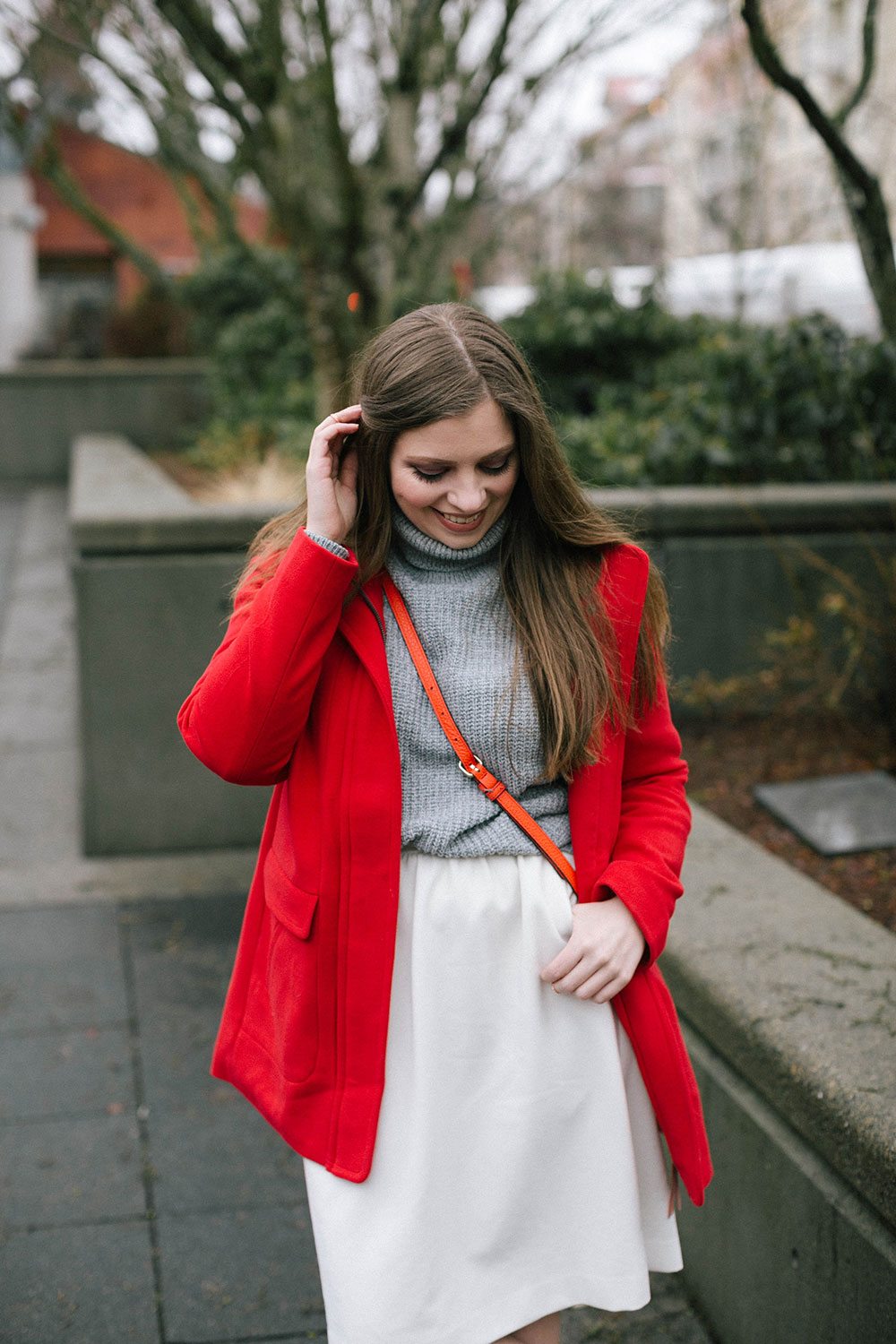 Spring Style: Wearing the Red Trend // Hello Rigby Seattle Fashion Blog