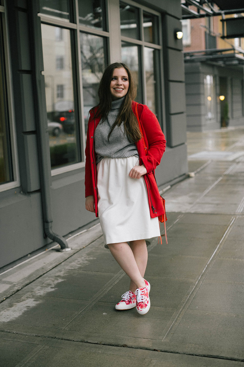 Spring Style for When It Is Still Cold Out // Hello Rigby Seattle Fashion Blog