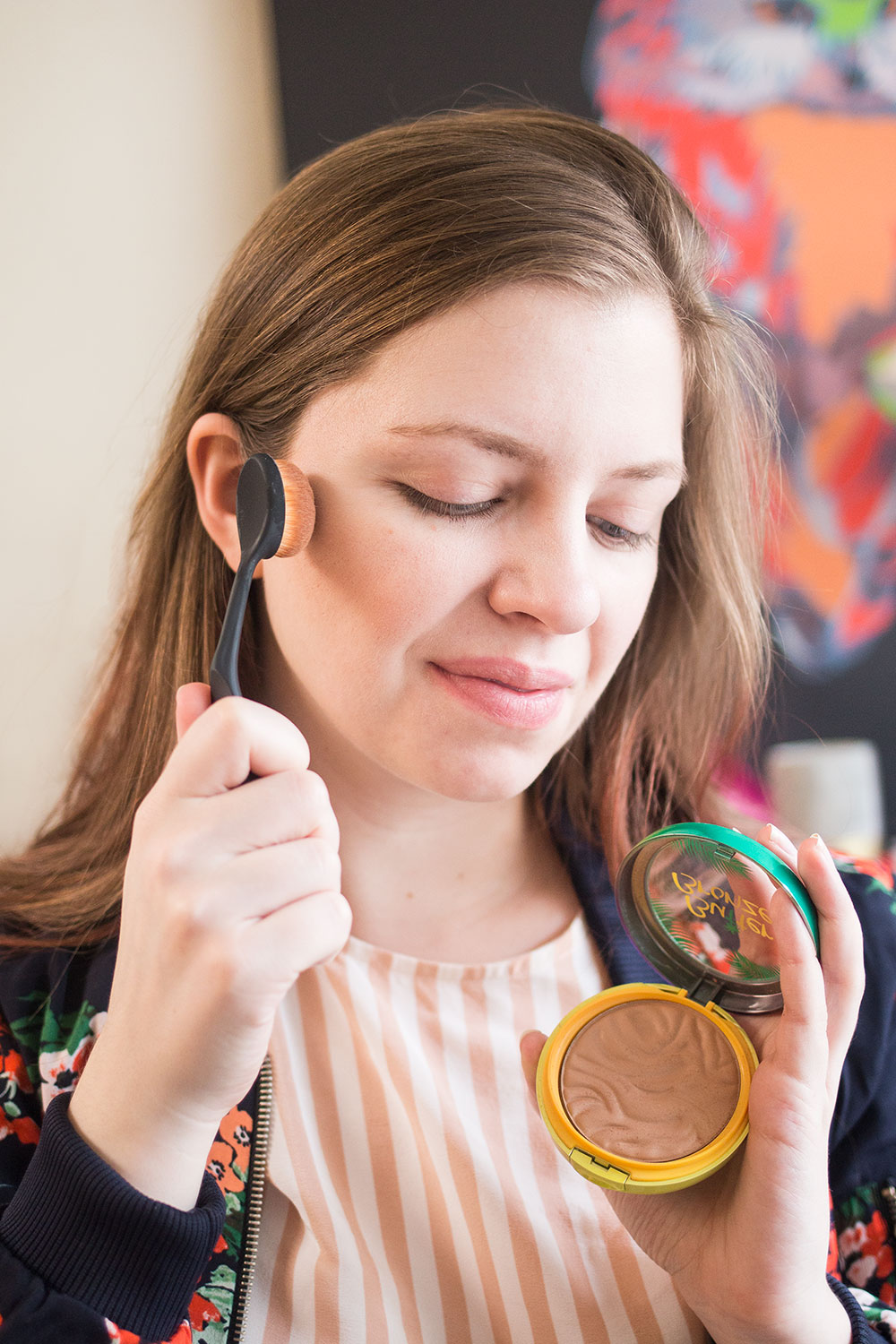 Bronze Your Complexion for a Brighter Smile // Hello Rigby Seattle Beauty Blog