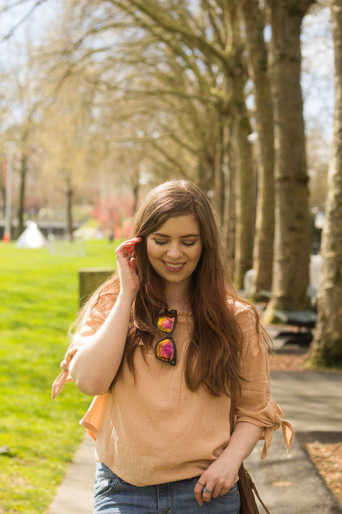 Casual Festival Look // Hello Rigby Seattle Fashion Blog