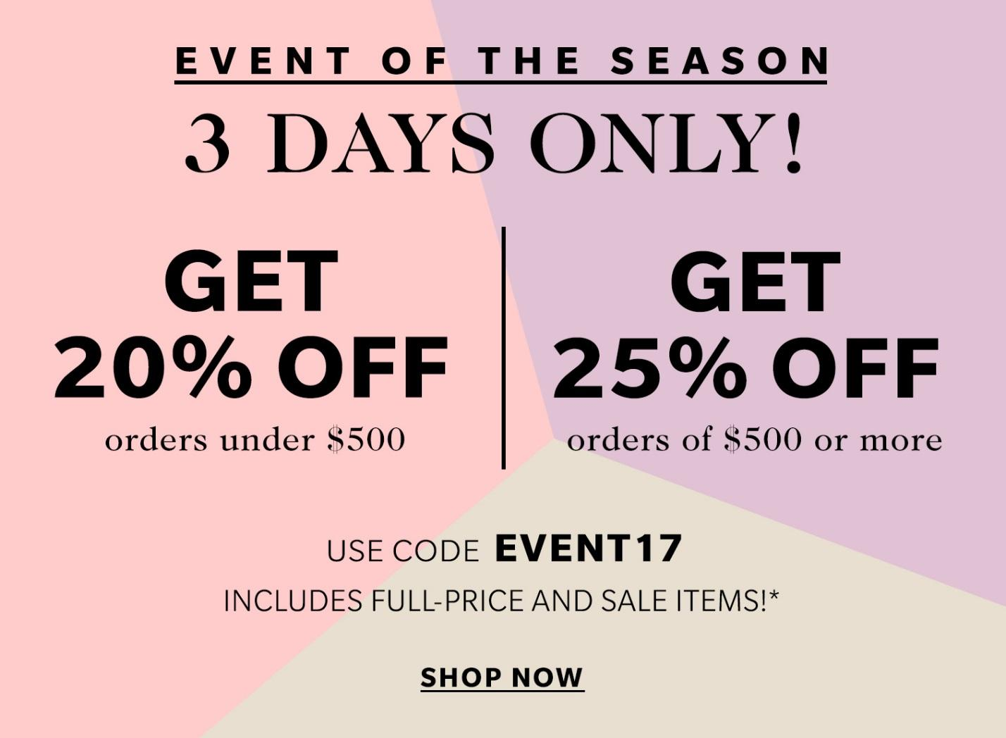 Shopbop Sale April 2017 // Hello Rigby Seattle Fashion Blog