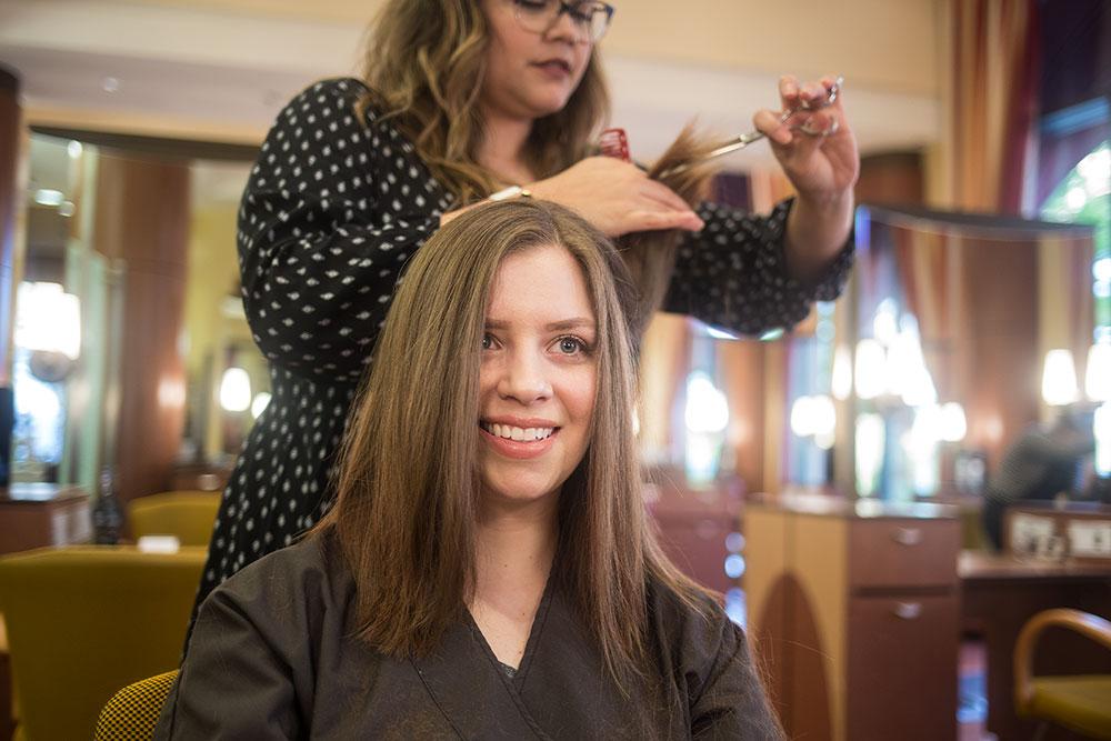 Haircut at Gene Juarez Salon Review // Hello Rigby Seattle Beauty Blog
