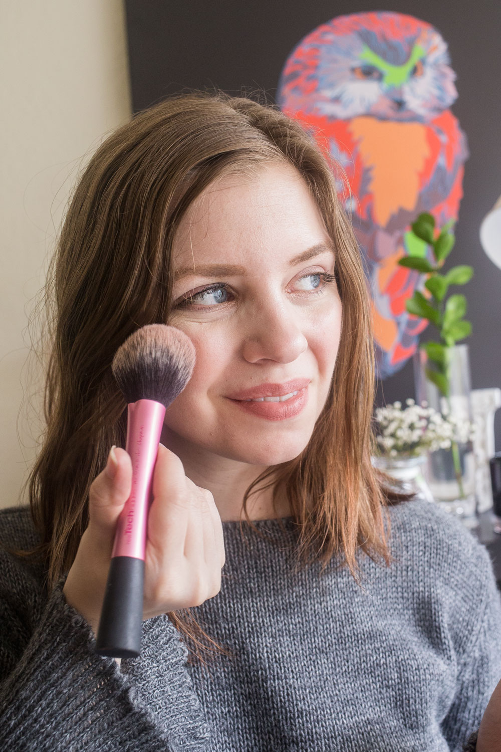 Natural Makeup Look for Everyday // Hello Rigby Seattle Beauty Blog
