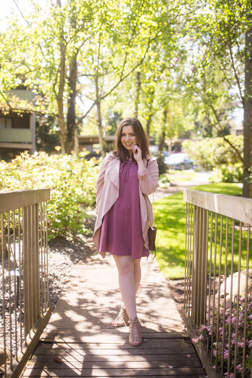 Stitch Fix May 2017: Z Supply Emella Knit Dress // Hello Rigby Seattle Fashion Blog