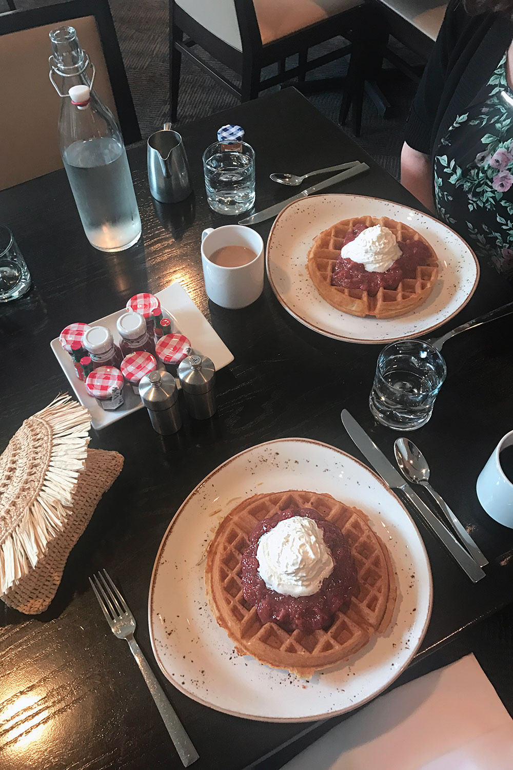 Treat Mom to Mother's Day Brunch at Eques in Bellevue // Hello Rigby Seattle Fashion Blog