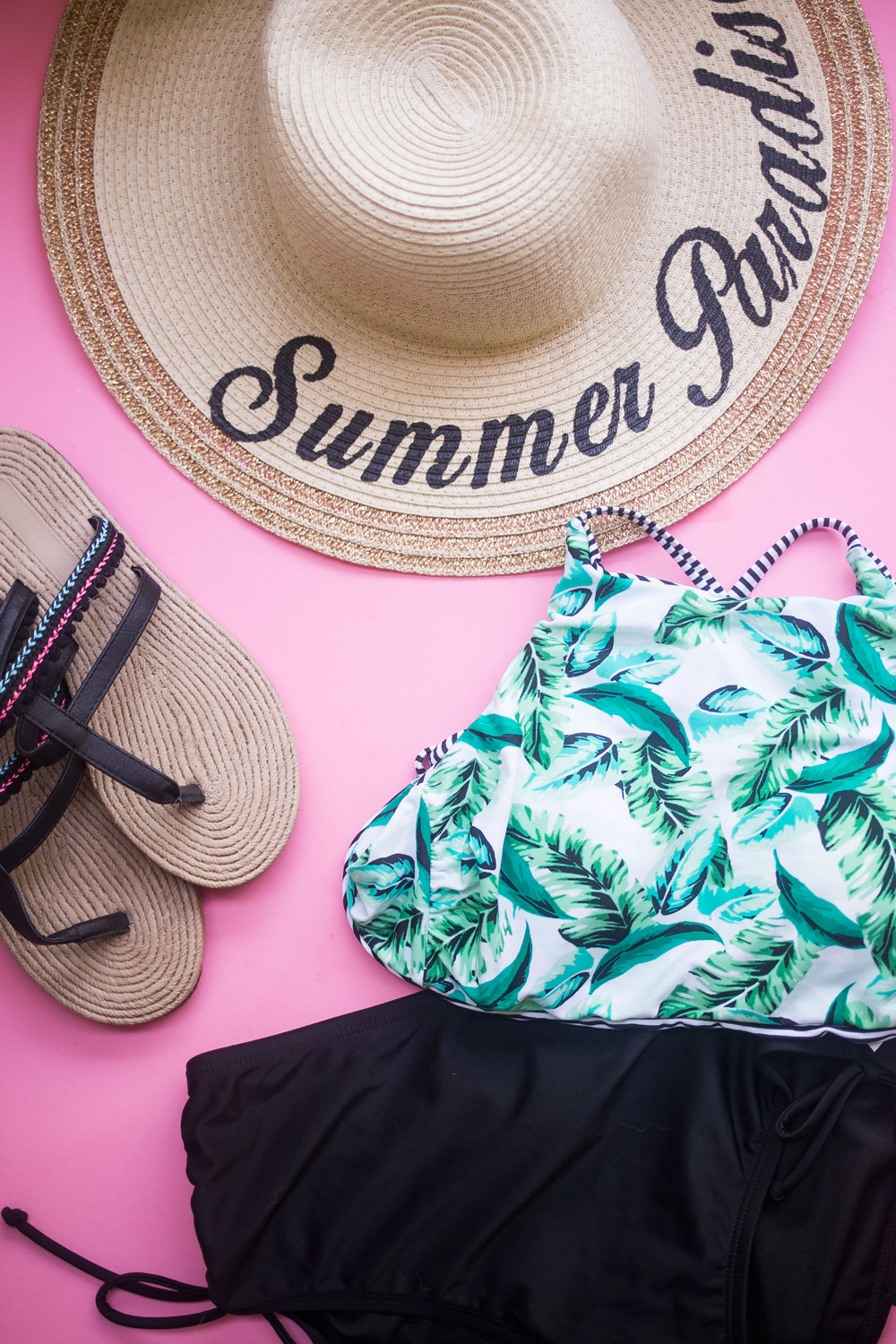 What to Pack for a Beach Vacation // Hello Rigby Seattle Fashion Blog