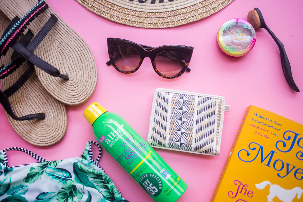 What to Pack for a Spring Holiday // Hello Rigby Seattle Fashion Blog