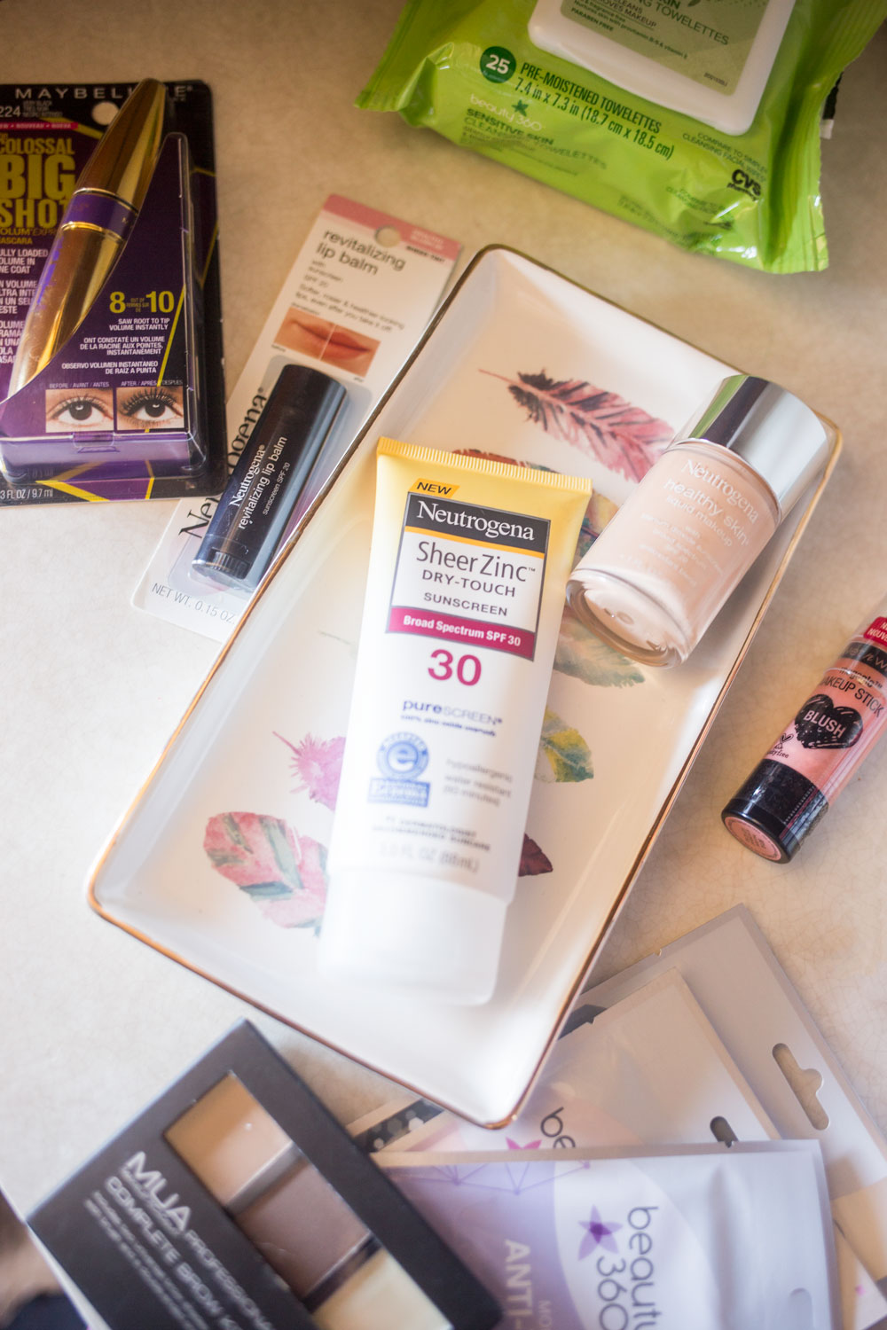 Summer Beauty On the Go // Hello Rigby Seattle Beauty Blog