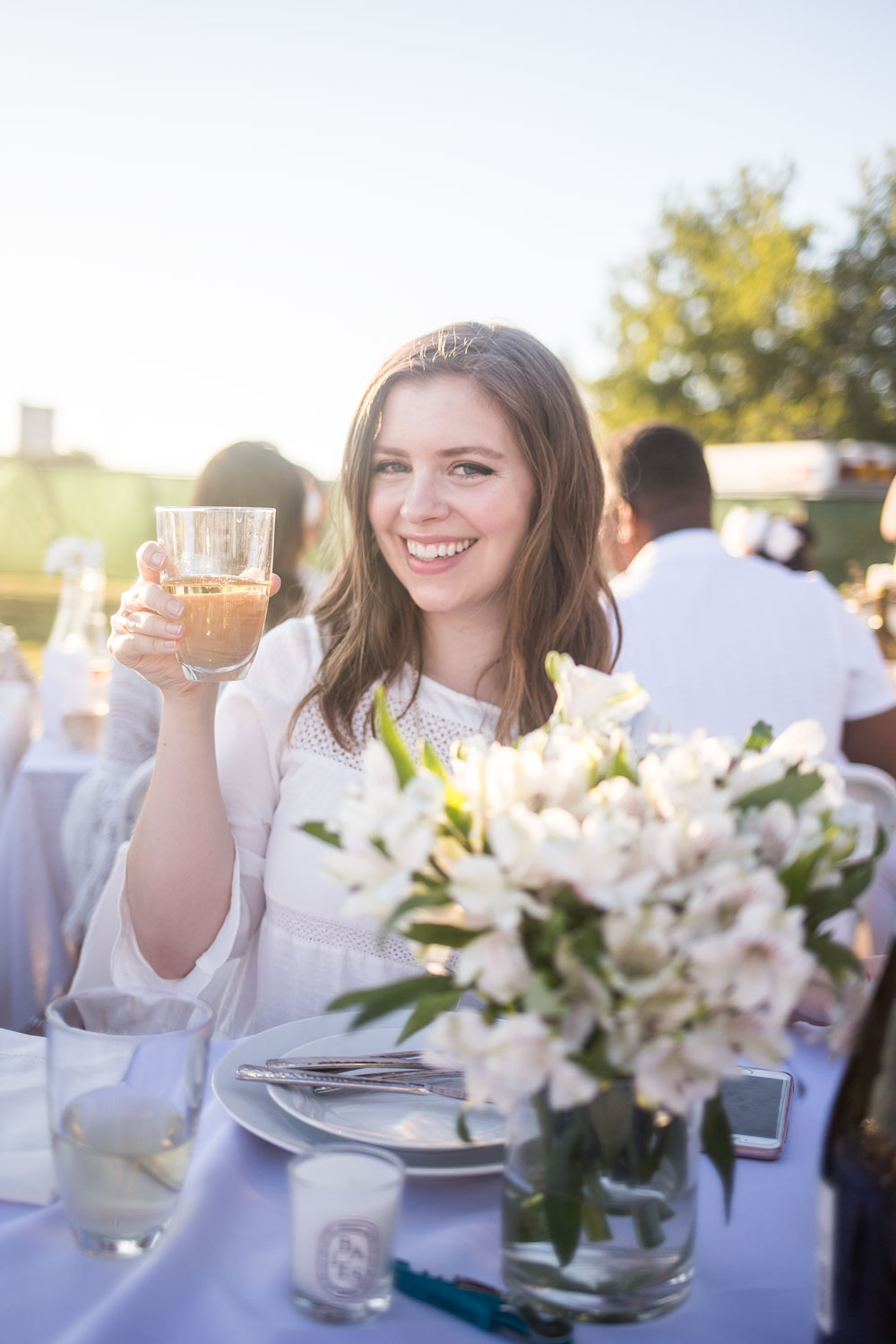 Le Diner en Blanc Seattle: Jenn of Hello Rigby // Seattle Lifestyle Blog