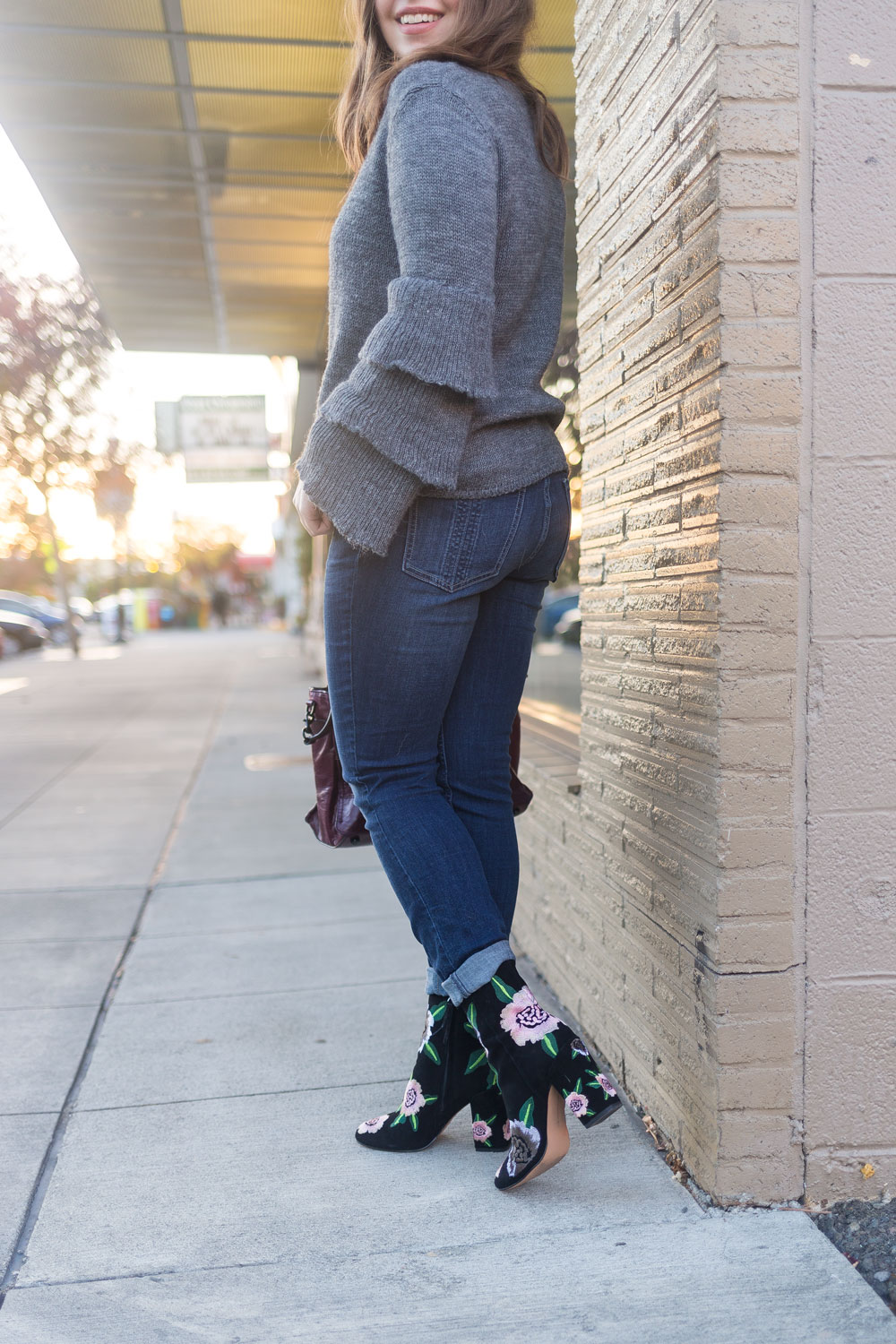 Fall Fashion Uniforms Start with Riders by Lee Jeans // Hello Rigby Seattle Fashion Blog