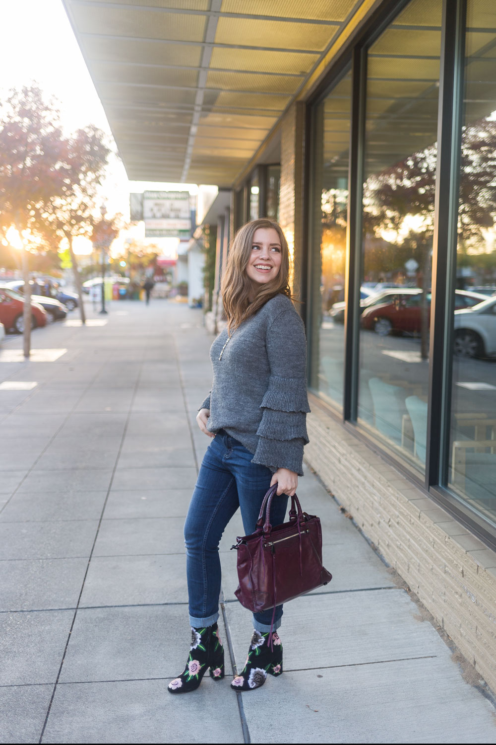 Fashion Uniforms for Busy Girls // Seattle Style Blog