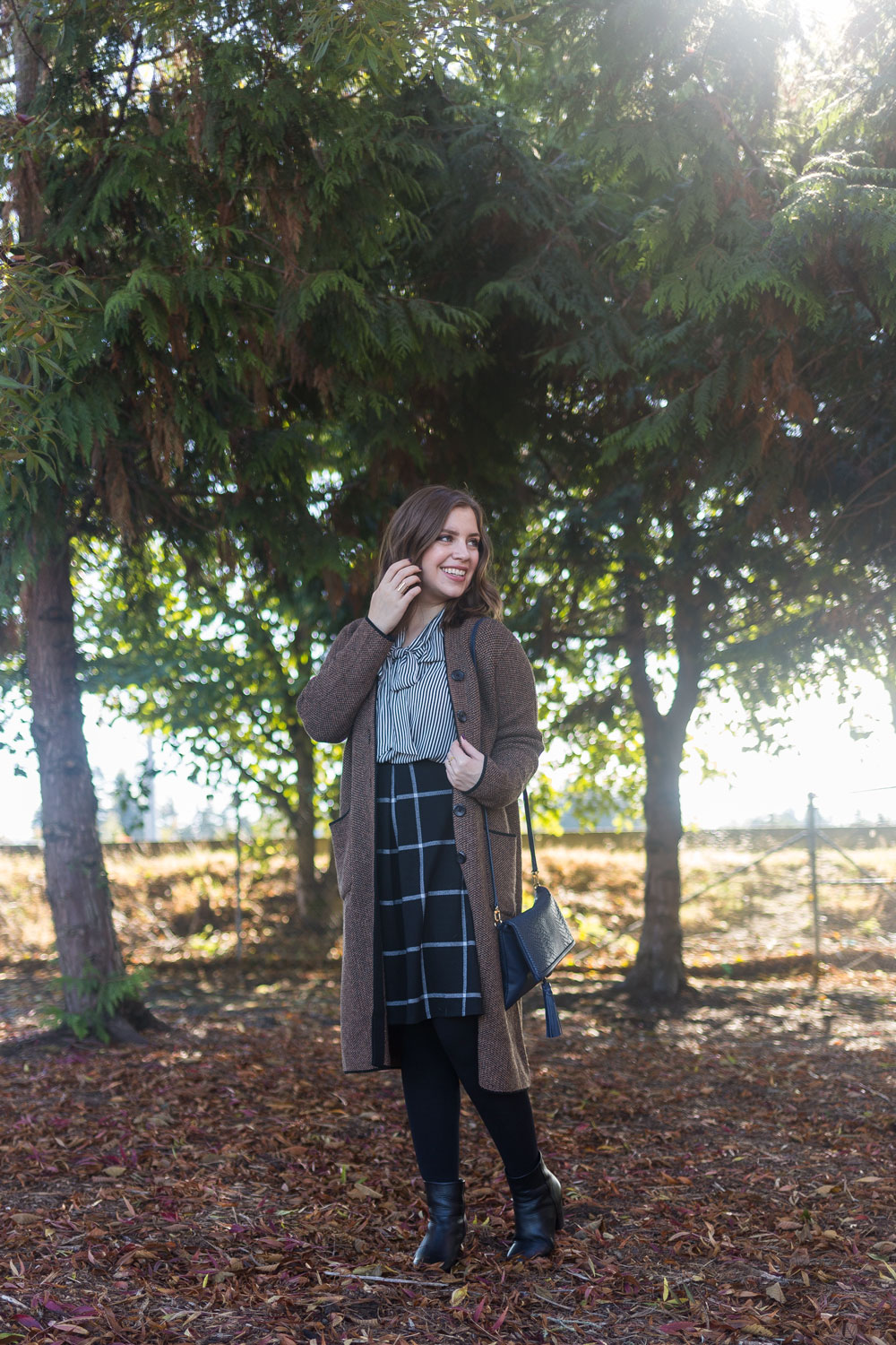 What to Wear to Thanksgiving // Seattle Style Blog