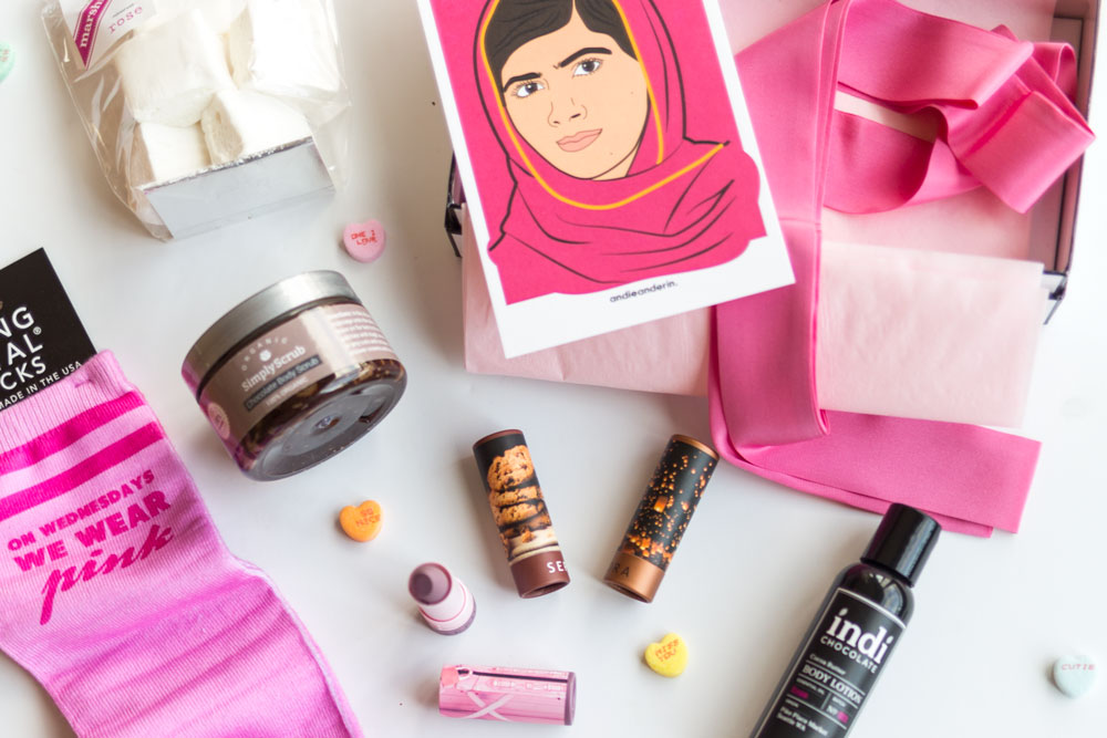 Gifts for Your Girl Friends for Valentine's Day // Seattle Beauty Blog