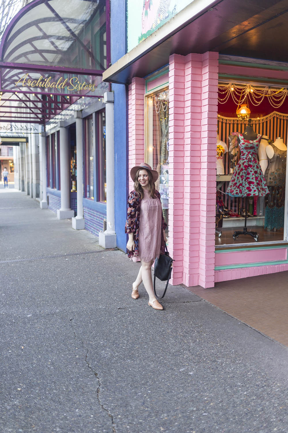 Things to do in Olympia WA: Shop at Local Boutiques like Hot Toddy, Compass, Rose, Archibald Sisters, and more! // Seattle Travel Blogger