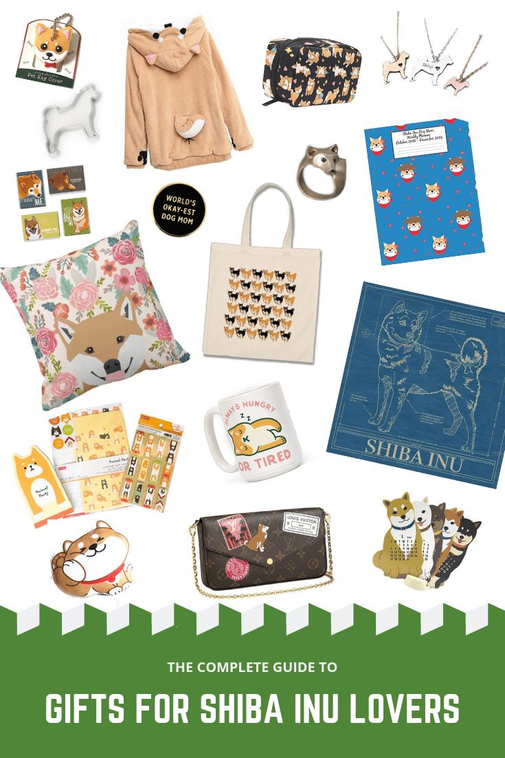 Shiba Inu Lover Gifts // Seattle Pet Blog
