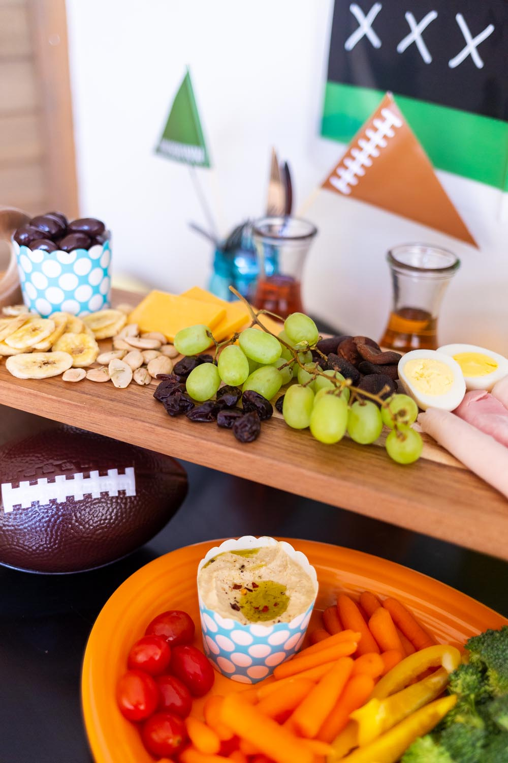 Healthy Game Day Snack Ideas