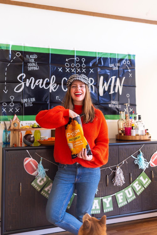 Healthy Supebowl Snack Ideas
